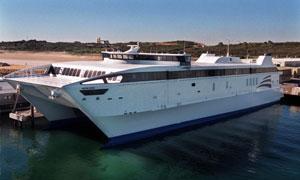 U.S. Joint High Speed Vessel Program