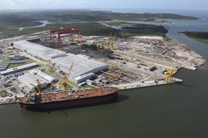 EAS shipyard