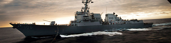 Arleigh Burke Destroyers under construction will be Aegis BMD equipped