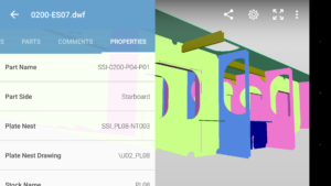 A360-Mobile-DWF-Model-Properties