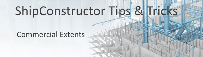 ShipConstructor Tips & Tricks Commercial Extents