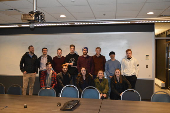 SSI Schools Student Submarine Racers