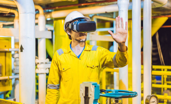 The Evolution of Virtual Reality in Shipbuilding