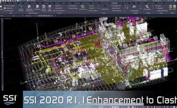 SSI 2020 R1.1 Clashes Enhancements