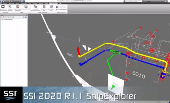SSI 2020 R1.1 ShipExplorer Enhancements