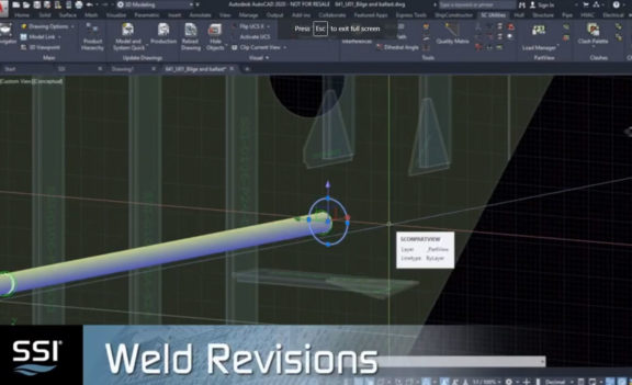 SSI 2020 Weld Revisions