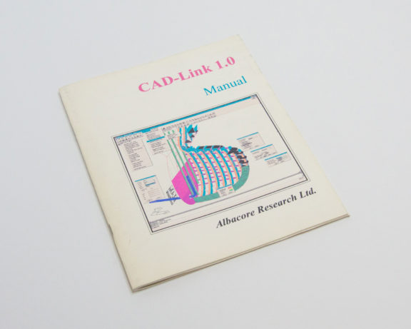 CADLink Manual Cover