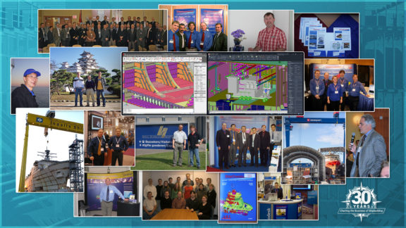 30 Years of Shipbuilding Forward Thinking – SSI's 30th Anniversary Year