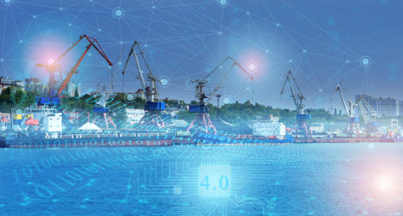 Transforming Shipbuilding with the Cross Enterprise Digital Twin
