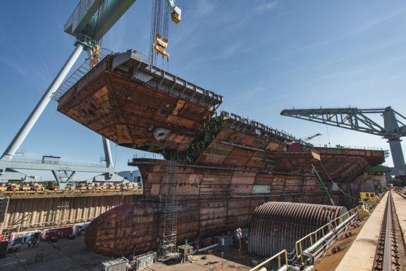 造船の成功のための戦略