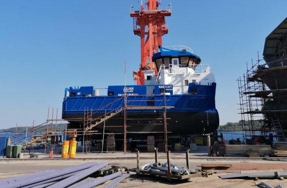 Tehnomont Brodogradiliste's Road to Digital Shipbuilding