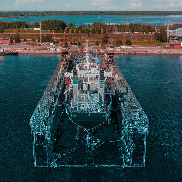 Shipyard Digital Transformation Partnership virtual case study
