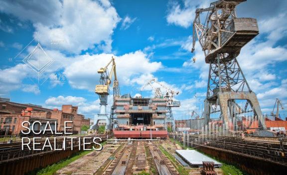 Shipbuilding Realities – Scale Realities