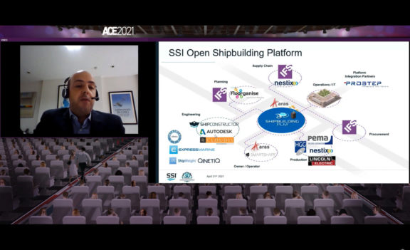Bruno Benevolo Talks About ShipbuildingPLM